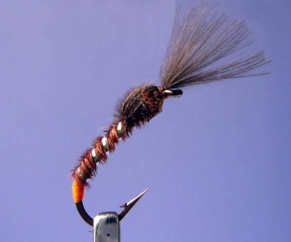 Bilde av CDC Emerger Pheasant Tail