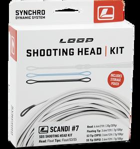 Bilde av Loop SDS Shooting Head Kit Scandi