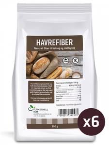 Bilde av Pakketilbud 6 Havrefiber