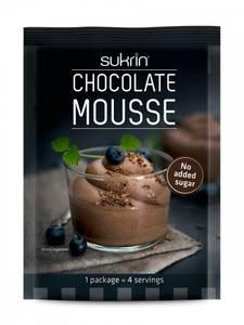 Bilde av Sukrin Chocolate mousse, 85 g