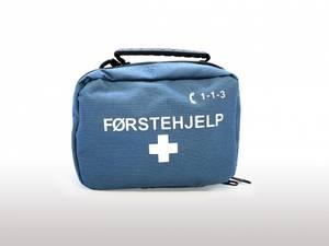 Bilde av Førstehjelp tur/fritid blå