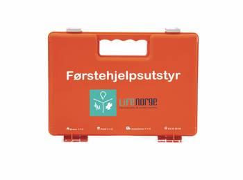 Førstehjelpskofferter