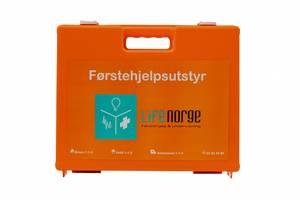Bilde av Førstehjelpskoffert stor