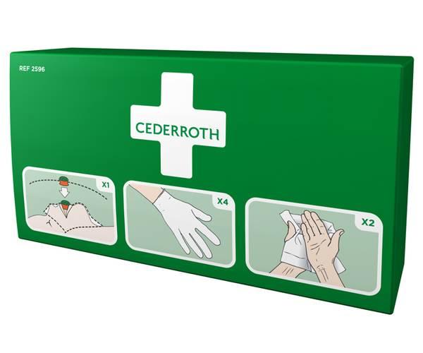 Cederroth refill beskyttelsespakke REF 2596