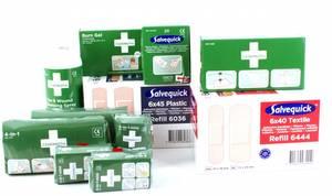 Bilde av Innhold førstehjelpsstasjon
