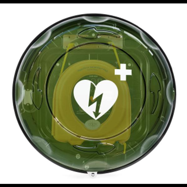 AED veggskap Rotaid varmeskap