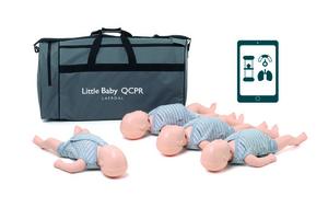 Bilde av Little Baby QCPR 4 pk i bag