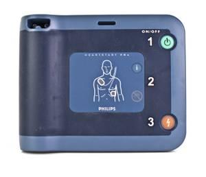 Bilde av FRx hjertestarter med bæreveske
