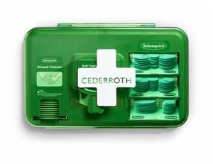 Bilde av Cederroth plasterdispenser Industri REF 51011009