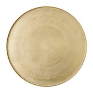 Bilde av Dekorasjons bakk gull Ø:30 cm