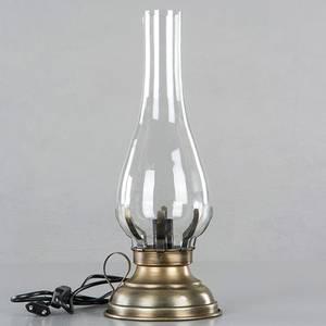 Bilde av Elektrisk lampe messing