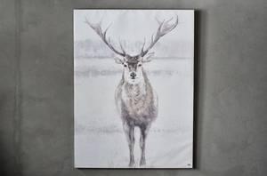Bilde av Bilde hjort stor 90x120