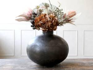 Bilde av Grimaud unik Vase kullsort