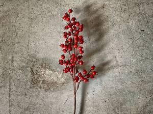 Bilde av Kvist m store røde bær 67 cm