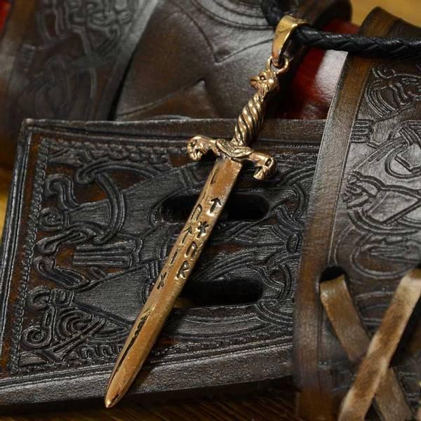 Bilde av Vikingsverd - Bronse