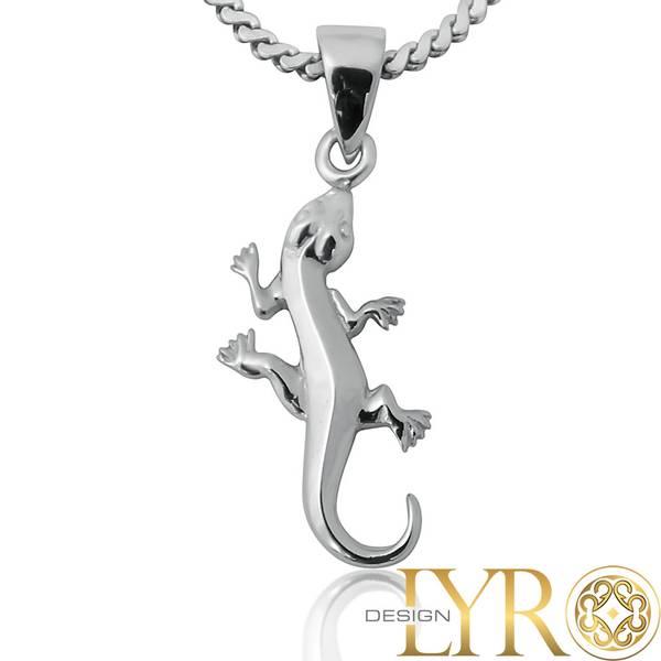 Bilde av Salamander - Sølv