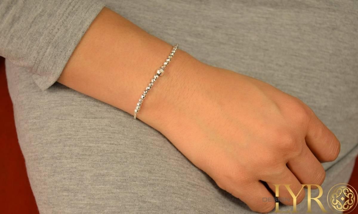 Glitre - Sølvarmbånd