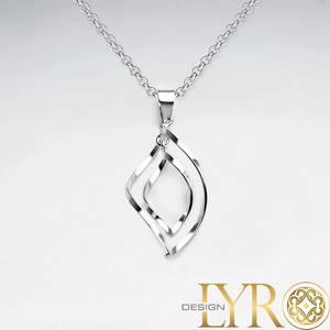 Bilde av Spiraler - Sølv