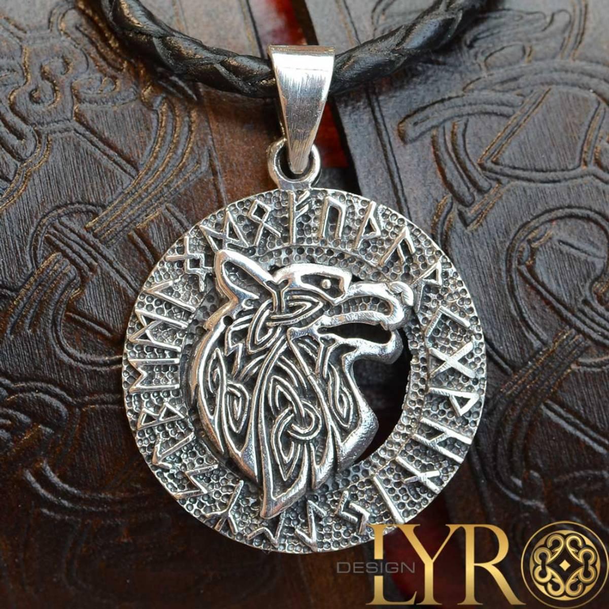 Fenris Runesirkel - Sølvanheng