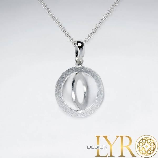 Bilde av Doble Ringer - Sølv