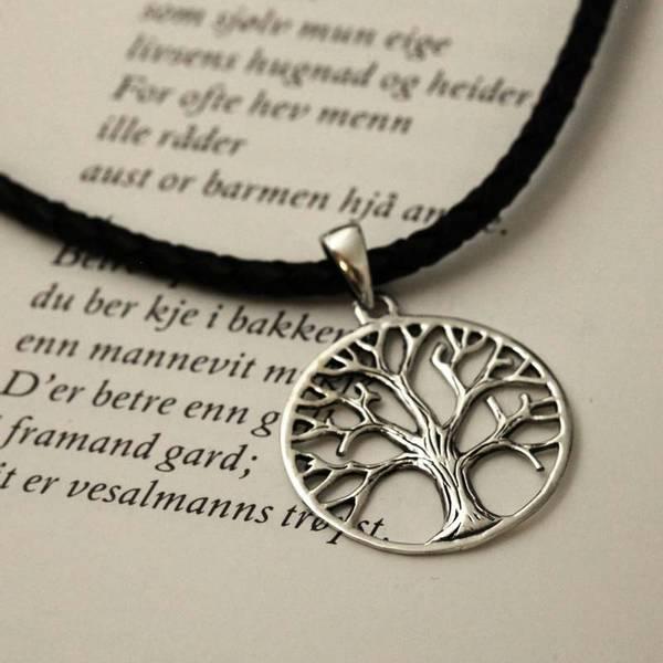 Bilde av Yggdrasil - Sølvanheng