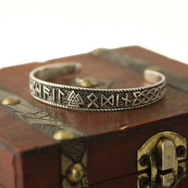 Bilde av Vikinginspirert Armring