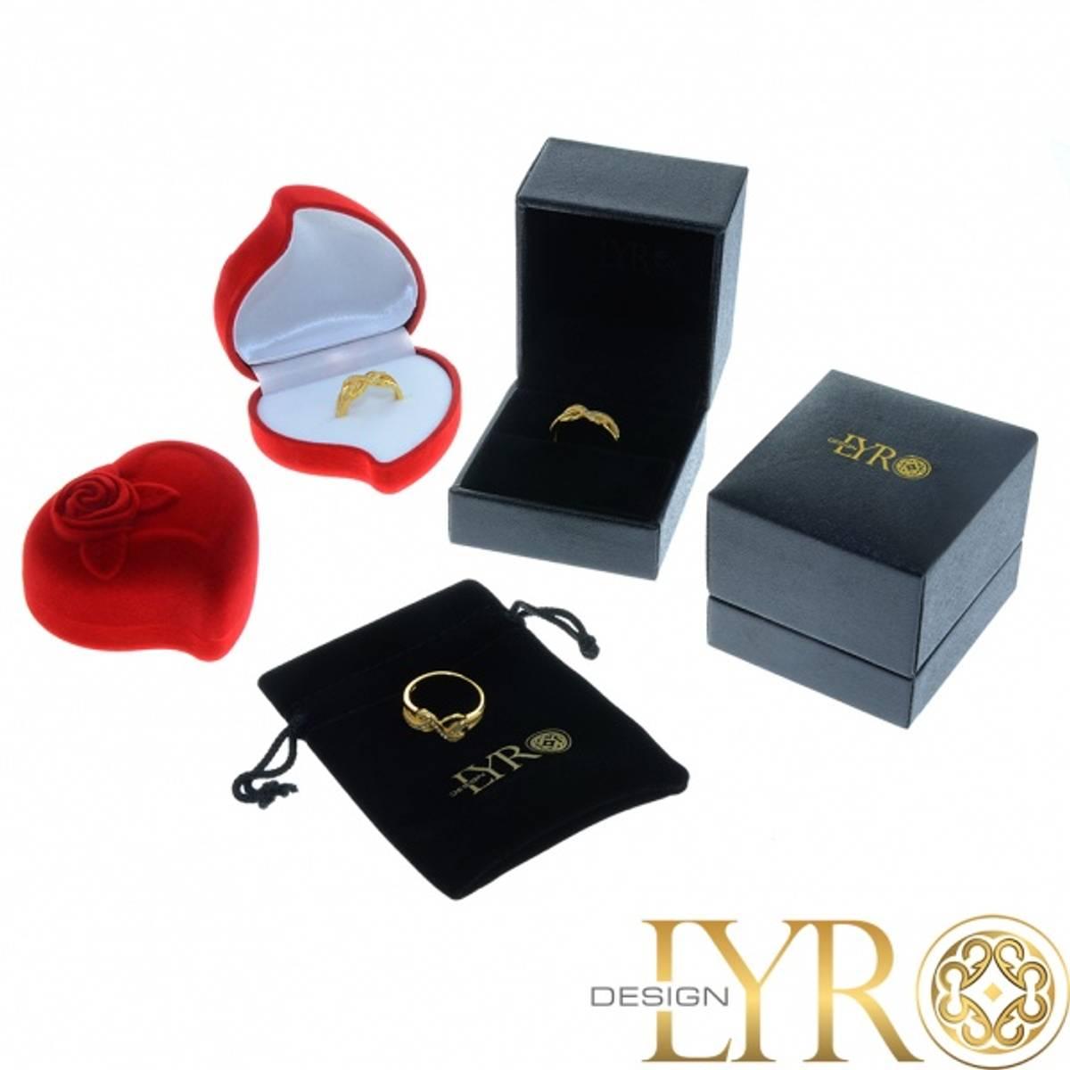 Odette - Sølvring med Perle & Cubic Zirconia
