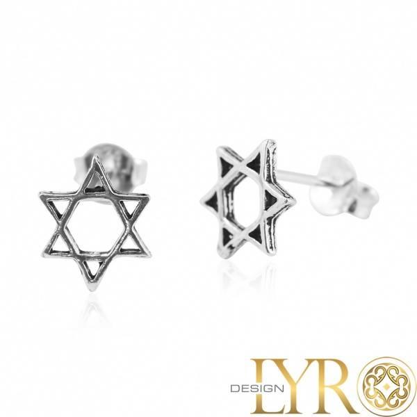 Bilde av Hexagram - Sølv