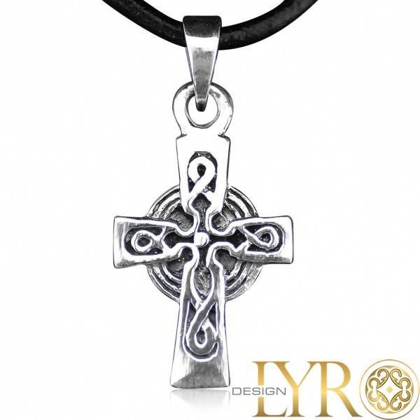 Bilde av Kors Keltisk - Sølv