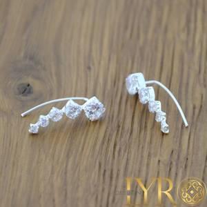 Bilde av Stjerneskudd Crawler klare Krystaller 5 - Sølv