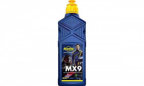 Putoline Ester Tech MX9 2-takt 1 l