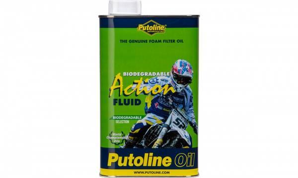 Putoline luftfilterolje Bio 1L