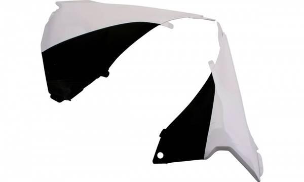 Filterdeksel Acerbis hvit 125SX 2013-2015