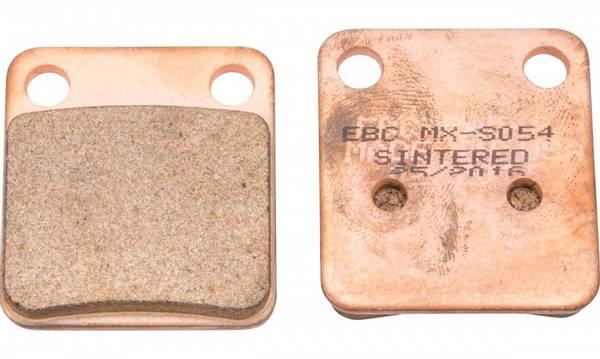 Bremseklosser bak EBC KX65 2000 og opp