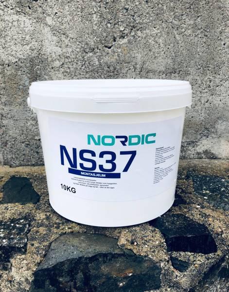 Nordic NS37 Montasjelim