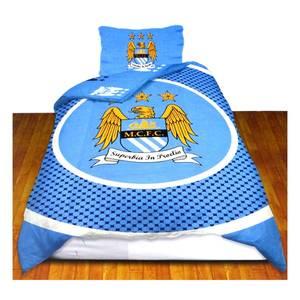 Bilde av Man City sengesett