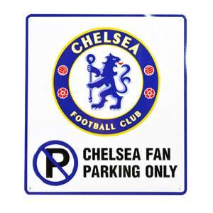Bilde av Chelsea skilt no parking