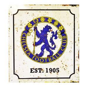 Bilde av Chelsea skilt retro logo