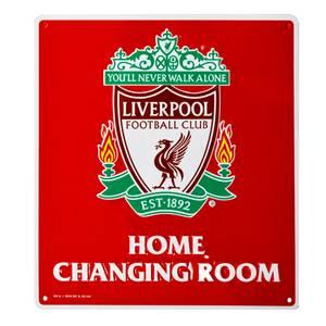 Bilde av Liverpool skilt home changing room