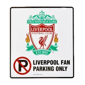 Bilde av Liverpool skilt no parking