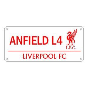 Bilde av Liverpool skilt Anfield