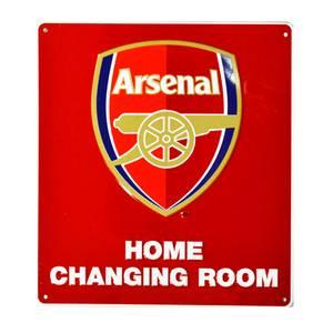 Bilde av Arsenal skilt home changing room