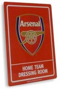 Bilde av Arsenal skilt dressing room