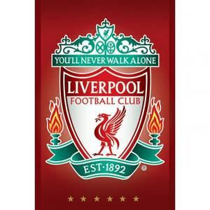 Bilde av Liverpool plakat Crest 31