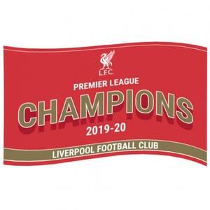 Bilde av Liverpool flagg PL Champions