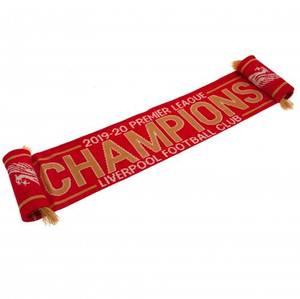 Bilde av Liverpool skjerf PL Champions
