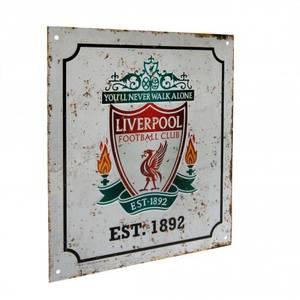 Bilde av Liverpool skilt Retro Logo