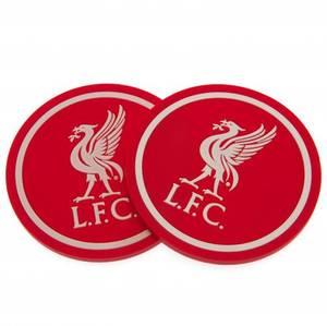 Bilde av Liverpool 2pk Coaster Set