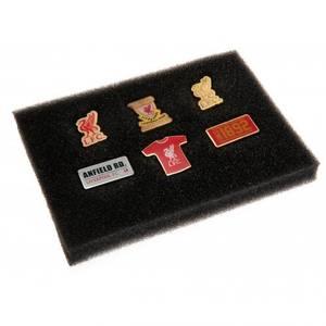 Bilde av Liverpool 6 pk pin Badge Set