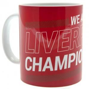 Bilde av Liverpool krus PL Champions